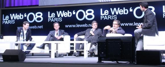 LeWeb'08 Paris