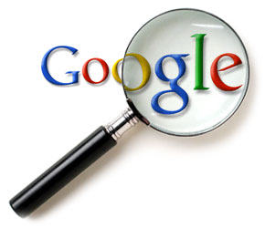 簡単なヒント: GoogleやYahoo で...