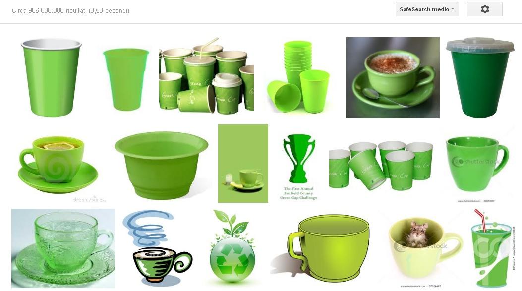groene items