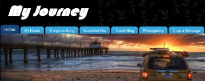 make a travel planner