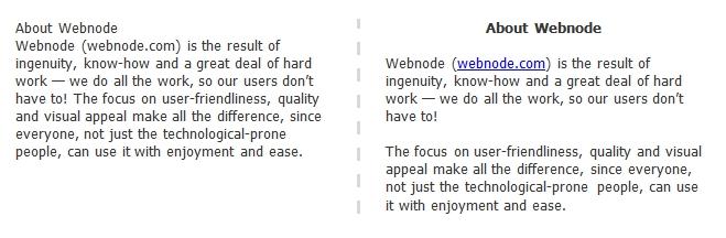 Come formattare il testo sul tuo sito web