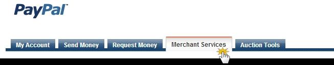 Amministrazione di Paypal