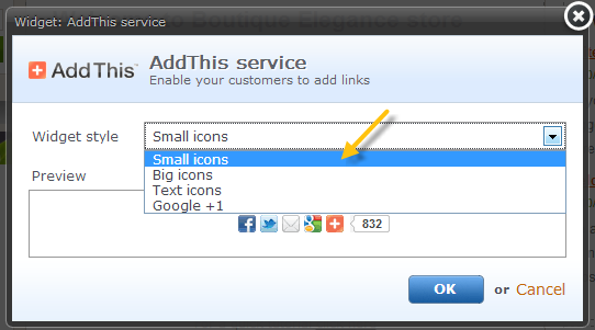 Quick Tip: Insert social buttons to any page of your website