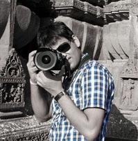 Bishwamber's photography website
