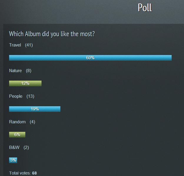 add a poll