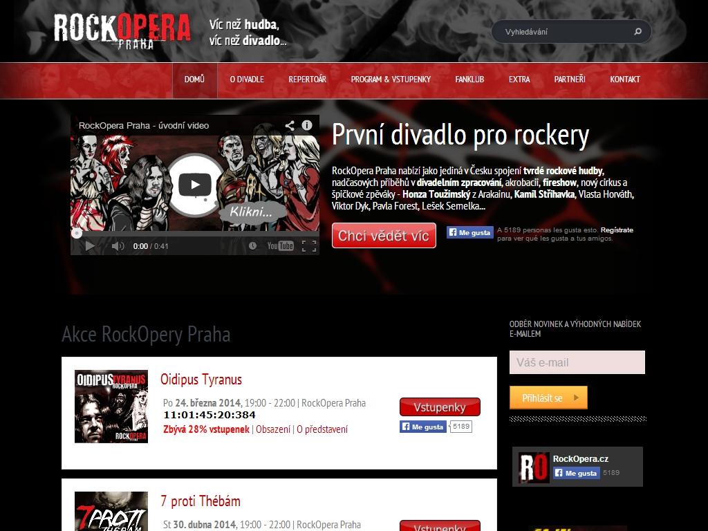 Rock Opera Praha