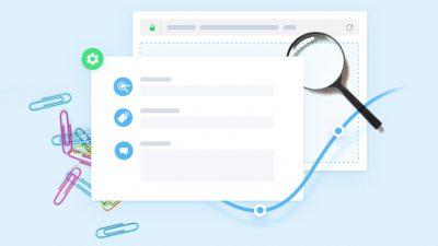 SEO settings in Webnode websites