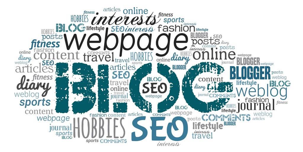 Build blog with website builder