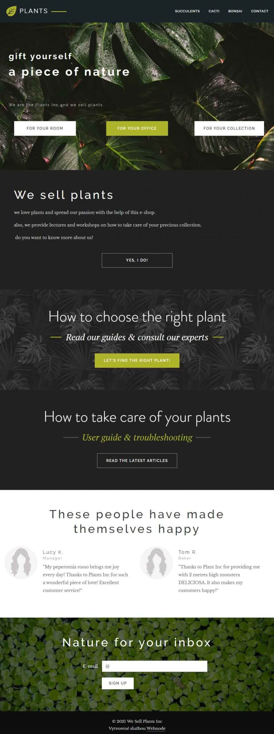 Design Your Homepage As a Launchpad