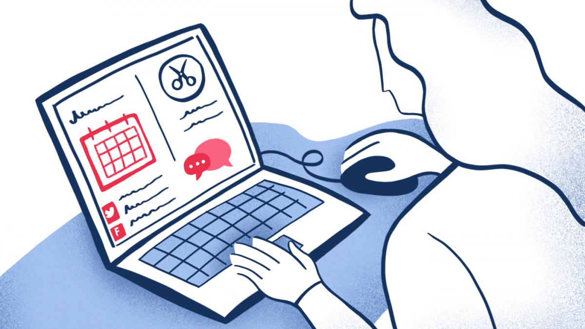 Webnode escolheu os melhores widgets para tornar seu site mais dinâmico