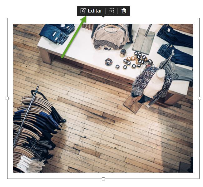 SEO - Configurando descrição de imagens com Webnode