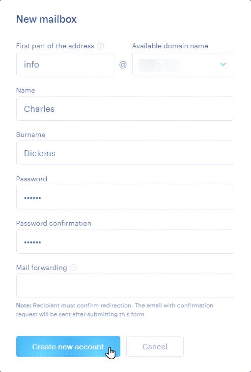 Criando Webmail