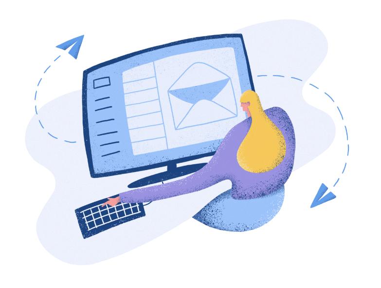 Criando campanhas de e-mail